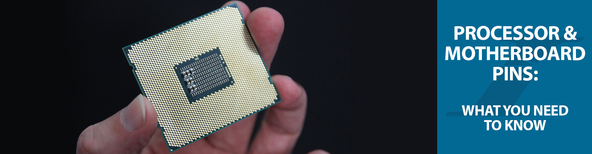 Processor and Motherboard Pins: What You Need to Know