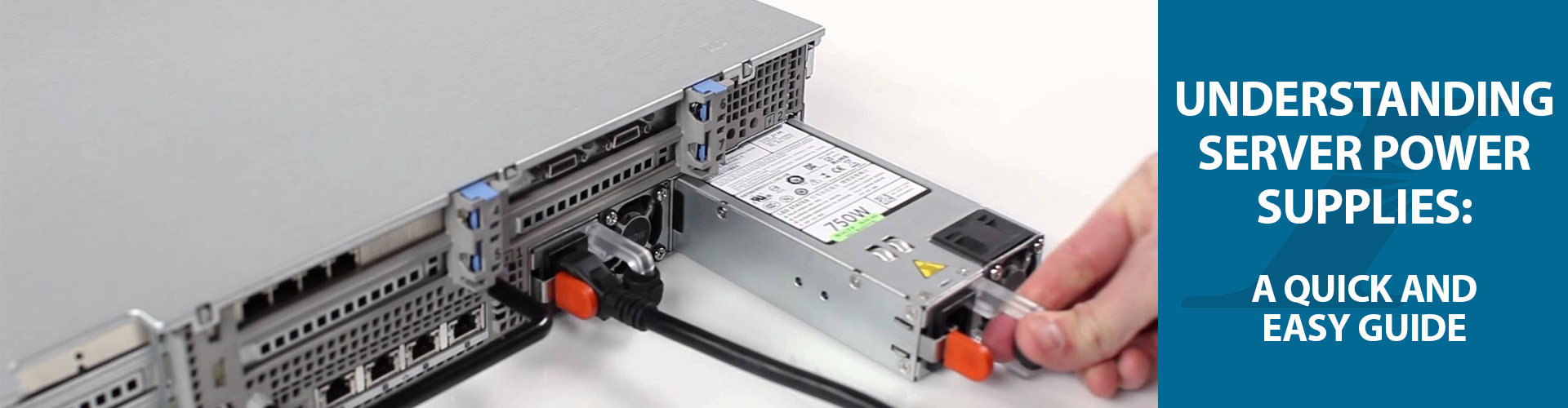 Understanding Server Power Supplies: A Quick and Easy Guide