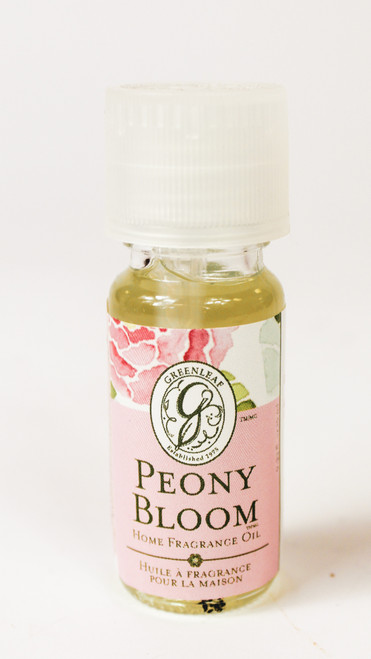 Peony in Bloom Home Fragrance Oil