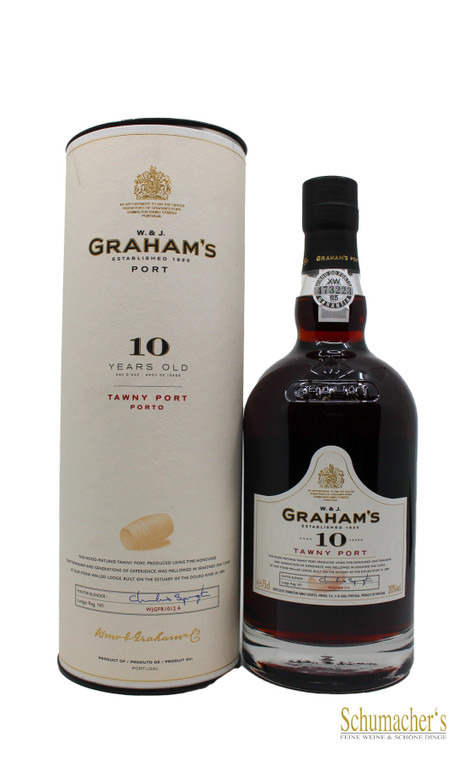 Graham's Port 10 Years Old