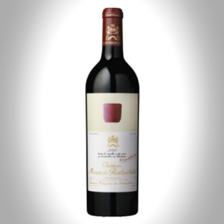 2014 Ch Mouton Rothschild Ier Grand Cru