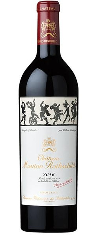 2016 Ch Mouton Rothschild Ier Grand Cru