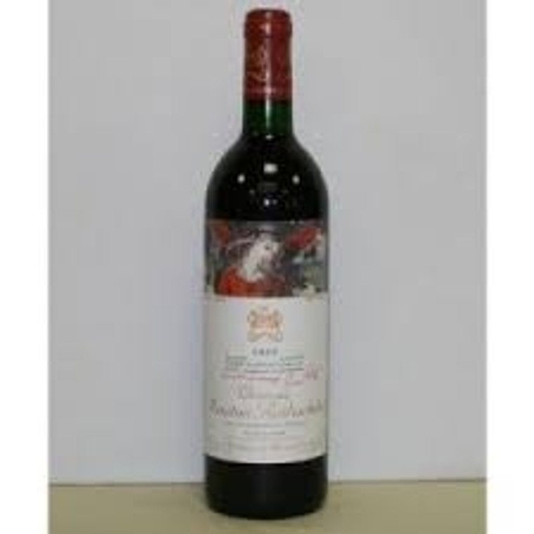 1985 Ch Mouton Rothschild Ier Grand Cru