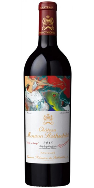 2015 Ch Mouton Rothschild Ier Grand Cru