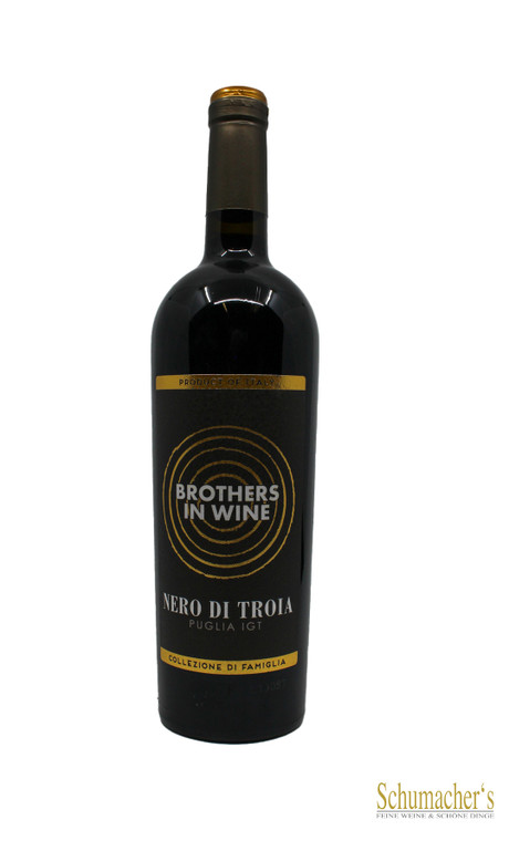 2018 Nero di Troia Brother in Wine