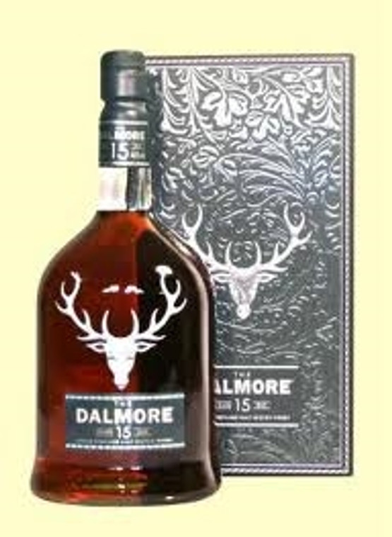 Whisky Dalmore 15 Years