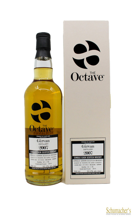 Girvan 2007 Octave Collection Sigle Grai