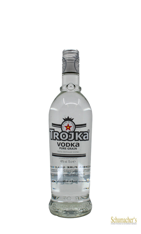 Vodka Trojka Pere Grain