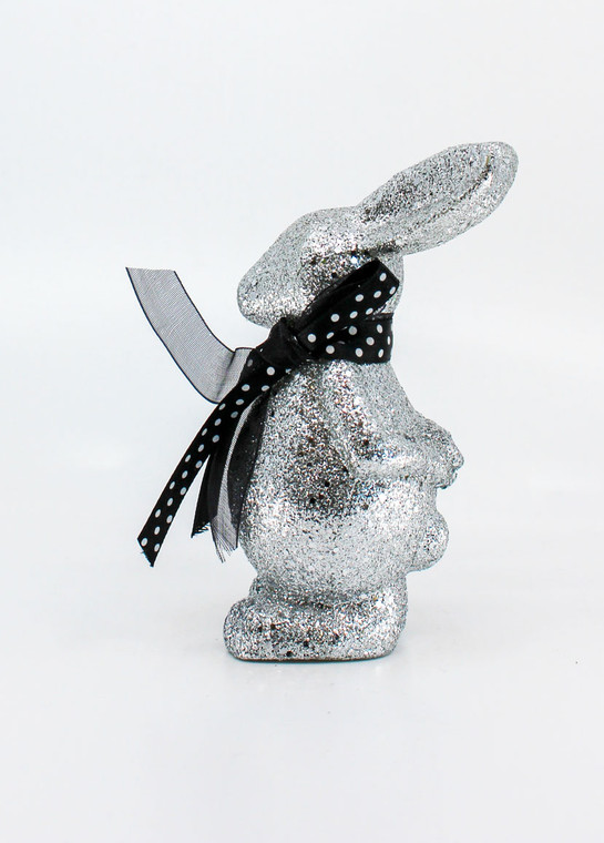 Hase silber glimmer
