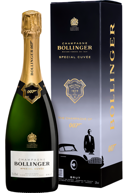 Bollinger 007 James Bond Limited Edition Brut