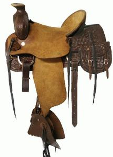 "16"" Roping Saddle"