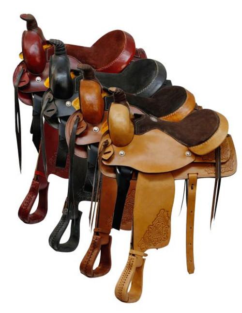 "16"" Western Roping Saddle"