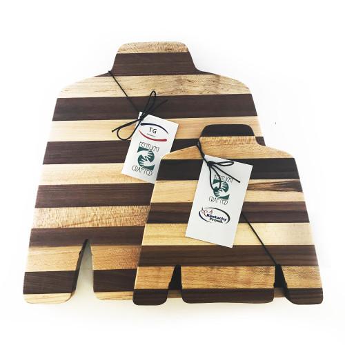 Appalachian Mountain Crafts Jockey Silk Charcuterie Board Large