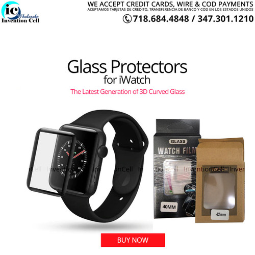 Glass Protector for iWatch