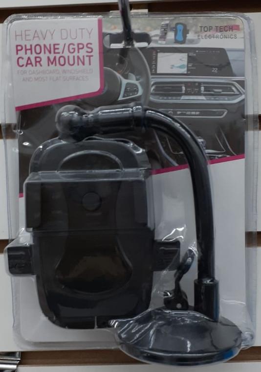 Tablet and Phone Car holder F3 (Black)