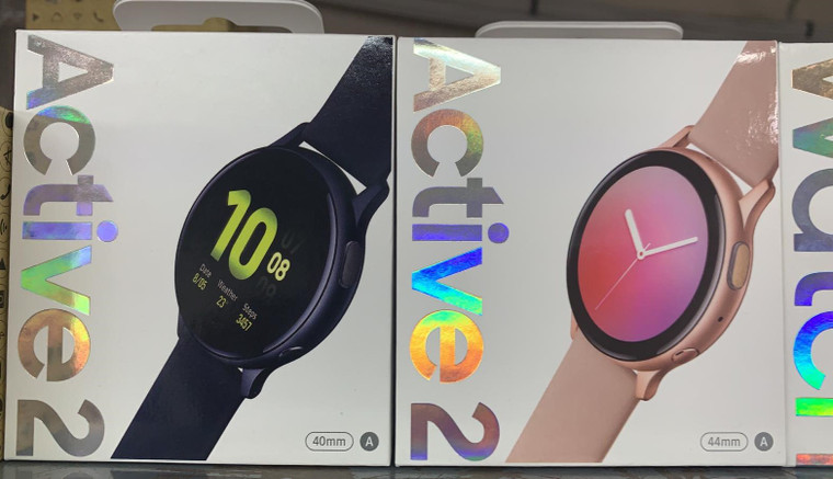 Samsung Watch Active 2 44mm(Brand New) Sealed (Rose Gold)