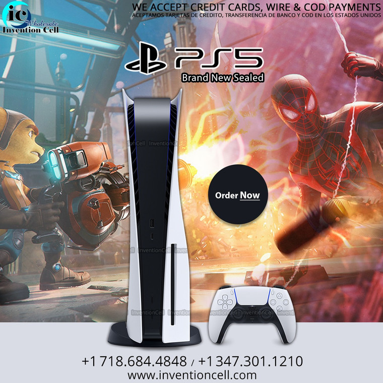 Play Station Ps 5