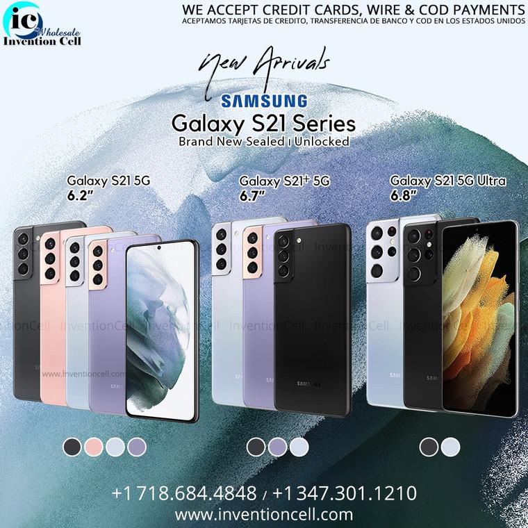 Samsung Galaxy S21 Plus 256GB (Black) Overseas