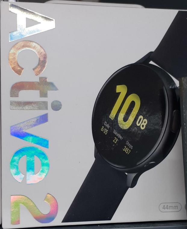 Samsung Watch Active 2 44mm Black  New