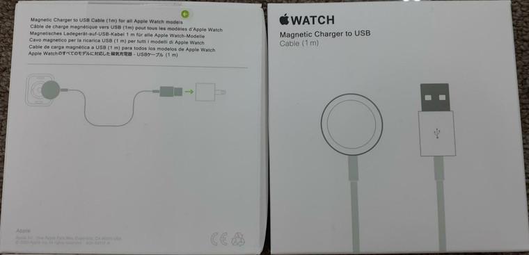 Apple Watch Charger Original 1M