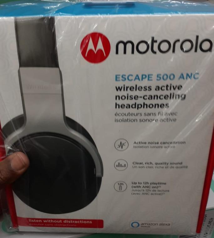 Motorola Escape 500 Noise-Canceling