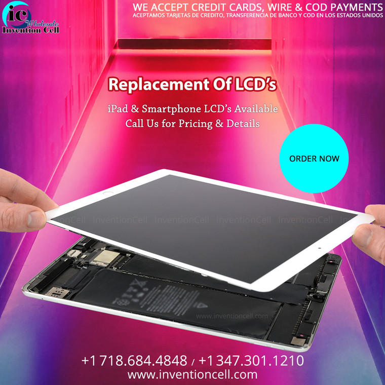 Digitizer/Touch for iPad Air 2 A1567