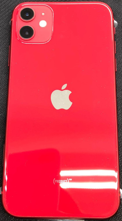 iPhone 11 64GB (Face ID dosen't Work) Handset Only (Red)