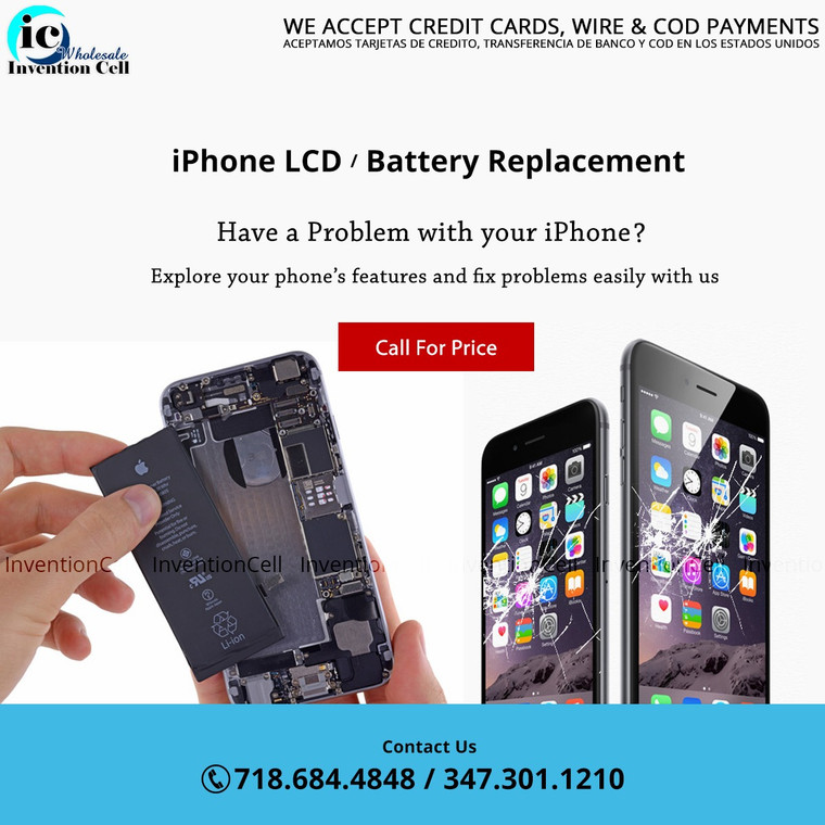 LCD iPHONE 12 (Black) A++