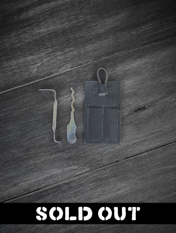Burro PickPocket Set - Rare Element Lockpicks x Citizen E - PRE-ORDER