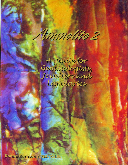 Ammolite 2 Book by Donna Barnson 2ABK