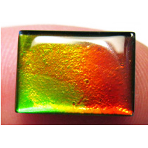 Ammolite Rectangle Loose Stone 16LS
