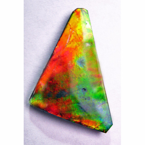 Ammolite Natural Polished Loose Stone Freeform 12HPLS