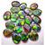 Mosaic Oval Loose Stone 9x7mm 0907MLS