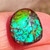 Ammolite Imperial Double Sided Loose Stone 16IMLS