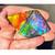 Ammolite Large Polished Hand Specimen 5LHPLS