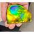Ammolite Large Polished Hand Specimen 9LHPLS
