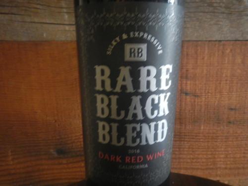 Rare Black Blend Wine