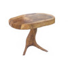 Natural Tree Root Table: Chunky