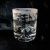 Glass Tumbler with Safari Design