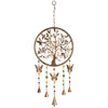 Tree of Life Windchime with Beads and Bells