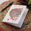 Mother's Day Birds & Flowers Laser Cut Card