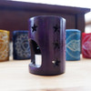 Purple Crown Chakra Soapstone Oil Burner