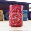 Red Root Chakra Soapstone Oil Burner