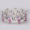 Crystal Garden Magnetic Bracelet