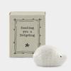 Matchbox Porcelain Hedgehog