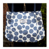 Blue Spot Oil Cloth Freya Bag