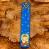Wooden Incense Stick Holder: Ganesha