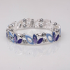 Violet Shimmer magnetic bracelet