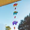 String of Elephants Sun Catcher