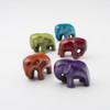 Small Recycled Aluminium Elephant